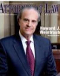 Top Rated White Collar Crimes Attorney in Atlanta, GA : Howard J. Weintraub