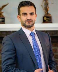 Top Rated Criminal Defense Attorney in Laurel, MD : Omid Azari
