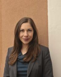 Top Rated Civil Litigation Attorney in Santa Fe, NM : Kristina Martinez
