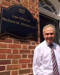 Top Rated Estate Planning & Probate Attorney in Frederick, MD : Richard M. Winters