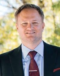 Top Rated Personal Injury Attorney in Edmond, OK : Jacob Diesselhorst
