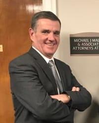 Top Rated White Collar Crimes Attorney in Media, PA : Michael Joseph Malloy