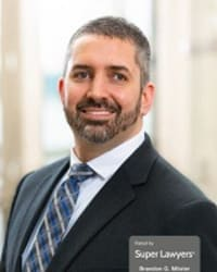 Top Rated Workers' Compensation Attorney in Indianapolis, IN : Brandon Milster