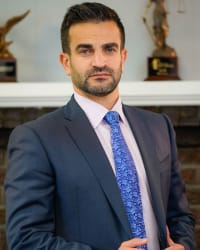 Top Rated Personal Injury Attorney in Laurel, MD : Omid Azari