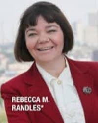 Top Rated Personal Injury Attorney in Kansas City, MO : Rebecca M. Randles