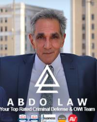 Cy M. Abdo