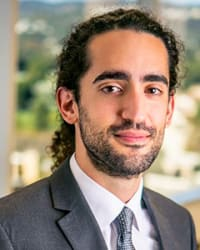 Top Rated Personal Injury Attorney in Los Angeles, CA : Pedram Esfandiary