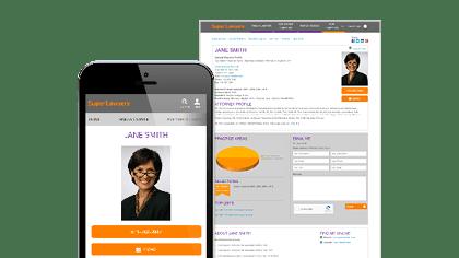 Premium Online Profile Screenshot