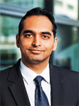 Top Rated Business Litigation Attorney - Manish Borde