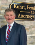 Top Rated Personal Injury Attorney in Elizabeth, NJ : Richard L. Kuhrt