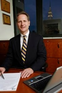 Top Rated Transportation & Maritime Attorney in New York, NY : Paul T. Hofmann