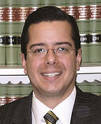 Top Rated Personal Injury Attorney in Ledgewood, NJ : John Paul Velez
