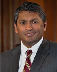 Top Rated Personal Injury Attorney in Pottsville, PA : Sudhir R. Patel