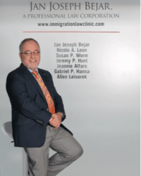 Top Rated Immigration Attorney in San Diego, CA : Jan Joseph Bejar