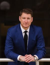 Top Rated White Collar Crimes Attorney in Columbus, OH : Dustin Blake