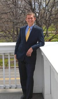 Top Rated Civil Litigation Attorney in Denver, CO : Keith Gantenbein, Jr.