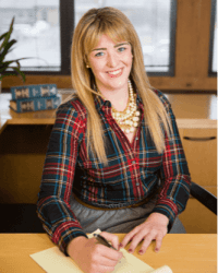 Top Rated Workers' Compensation Attorney in Hilliard, OH : Kaitlin E. Reber