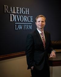 Top Rated Family Law Attorney in Raleigh, NC : Blake Larsen