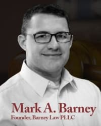 Top Rated Personal Injury Attorney in Hurricane, WV : Mark Barney
