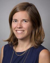 Photo of Sarah E. Aberg