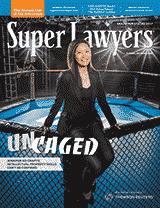 Mountain States Super Lawyers Magazine cover