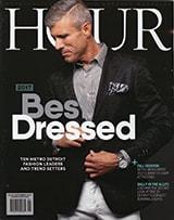 Hour Detroit magazine cover