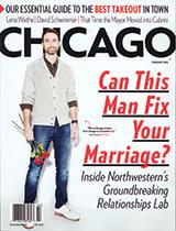 Chicago magazine conver