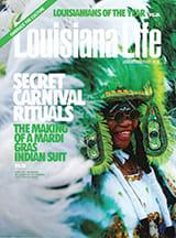 Louisiana Life magazine cover