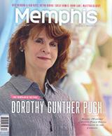 Memphis magazine cover