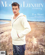 Modern Luxury San Diego magazine cover