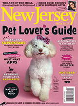 New Jersey Monthly magazine cover