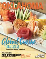 Oklahoma Magazine cover