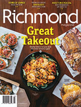 Richmond Magazine cover