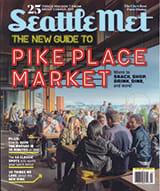 Seattle Met magazine cover