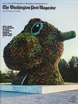 Washington Post Magazine cover