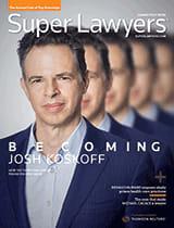 Connecticut Super Lawyers Magazine
