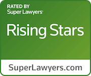 Green Rising Stars Badge