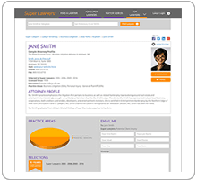 Online Attorney Profiles
