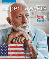 New York Metro Super Lawyers supplement in The New York Times newspaper