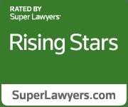 Green Rising Stars Badge