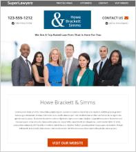 Premium Online Firm Profile