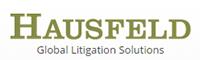 Hausfeld law firm logo