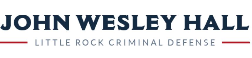 John Wesley Hall, Jr. PC law firm logo