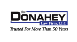 The Donahey Law Firm law firm logo