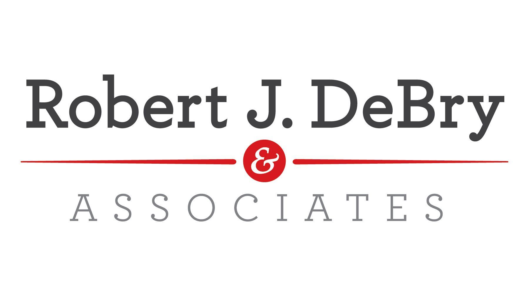 Robert J. DeBry & Associates law firm logo