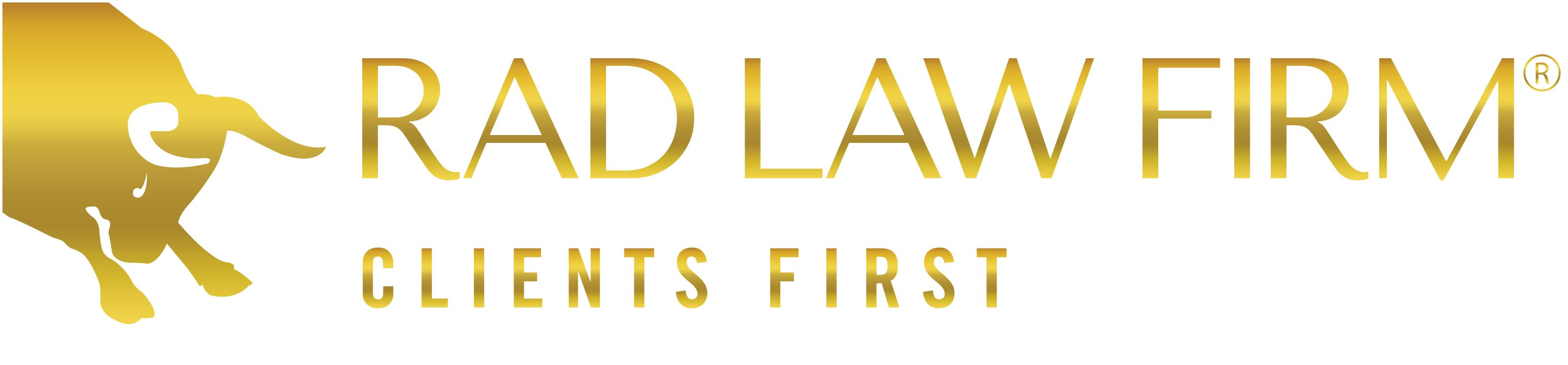Rad Law Firm law firm logo