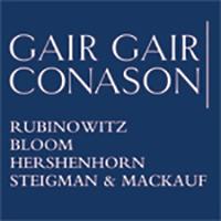 Gair, Gair, Conason, Rubinowitz, Bloom, Hershenhorn, Steigman & Mackauf law firm logo