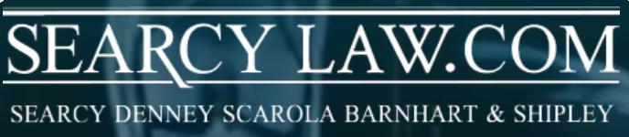 Searcy Denney Scarola Barnhart & Shipley, P.A. law firm logo