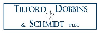 Tilford Dobbins & Schmidt, PLLC law firm logo