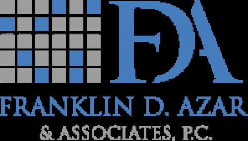 Franklin D. Azar & Associates, P.C. law firm logo